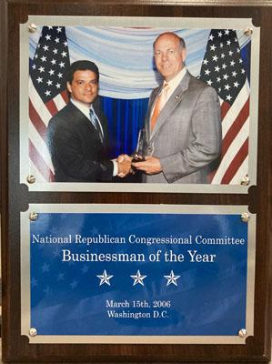 Businessman of the Year Award