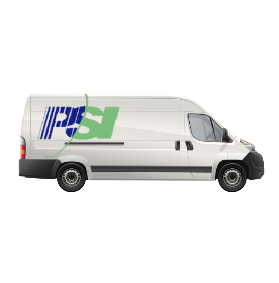 Pilar Services truck