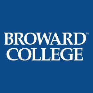 The Broward College logo