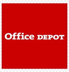 The Office Depot company logo