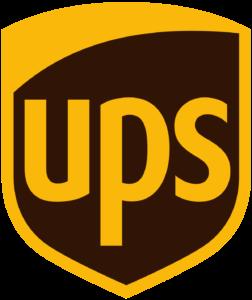 The UPS company logo