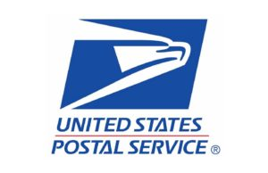 The United States Postal Service company logo