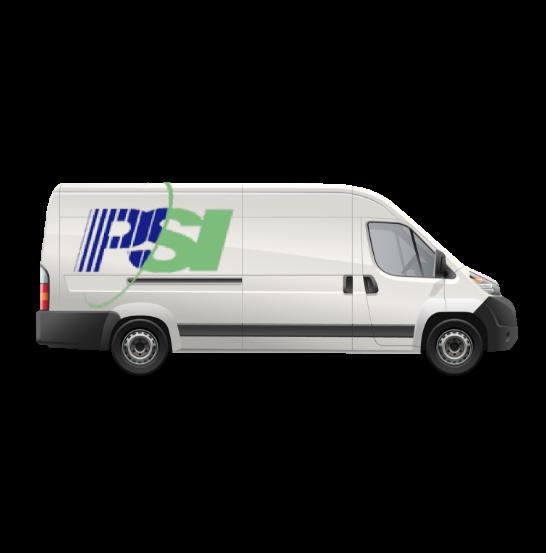 pilar services hvac van